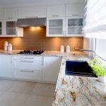 blat kuchenny granitowy o efekcie antycznym