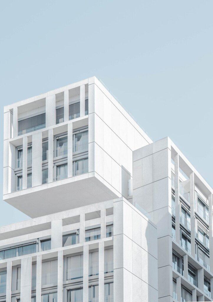apartment, architecture, building