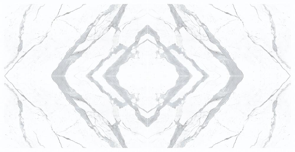 spiek kwarcowy Naturali Bianco Statuario Venato Openbook