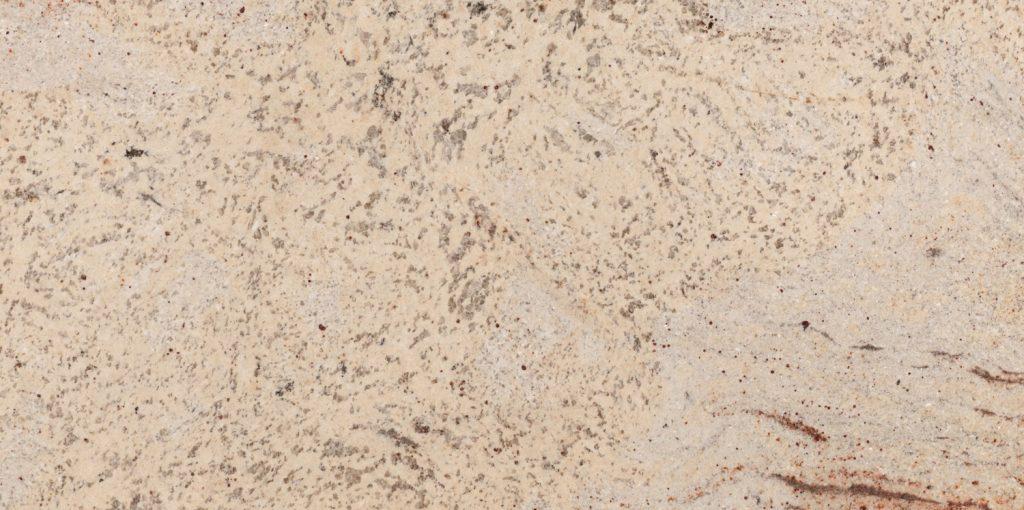 granit Ivory Brown Shivakashi płomień